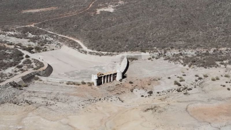 Sequía compromete desarrollo económico del Valle del Mayo