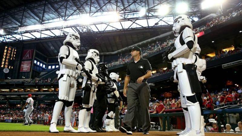 Que la fuerza y el deporte te acompañen; este martes se celebra el Día de Star Wars