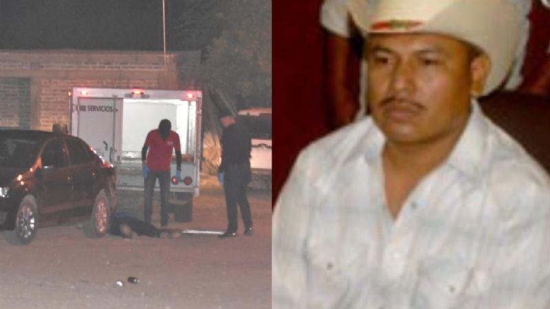 Agustín Valdez, el yaqui asesinado en Loma de Guamúchil había sido regidor étnico en Cajeme
