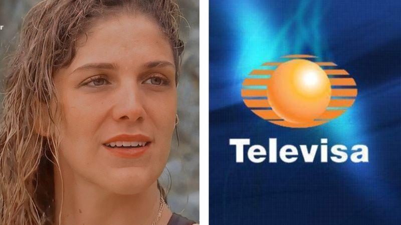 Actriz de Televisa habla de más y revela por qué Natalia Alcocer llegó a TV Azteca y 'Survivor'