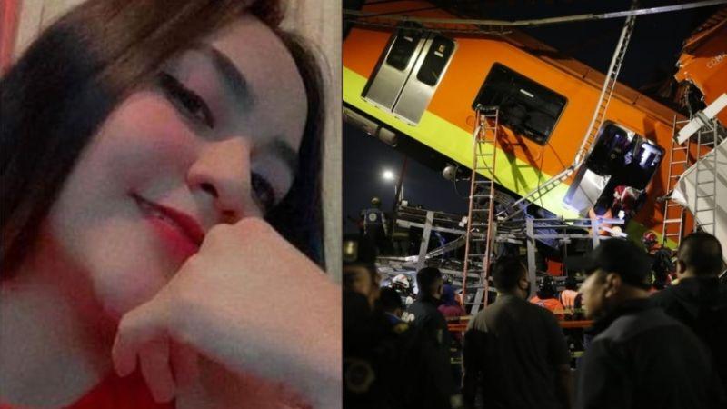 Tenía 22 años: Hallan muerta a Nancy, desaparecida tras caída del Metro en CDMX; salía del trabajo