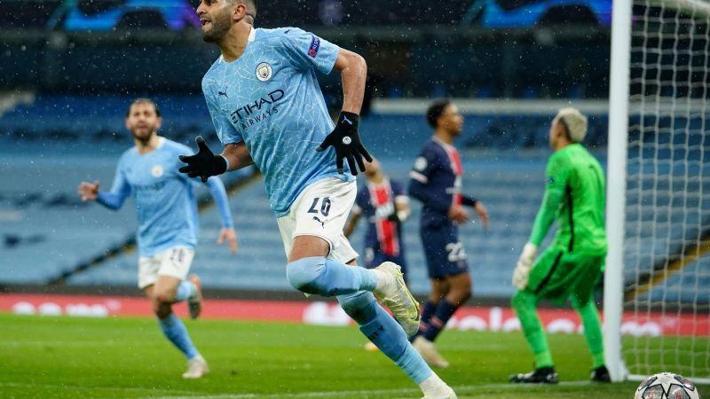 ¡Por fin! El Manchester City elimina al PSG y disputará la Champions League