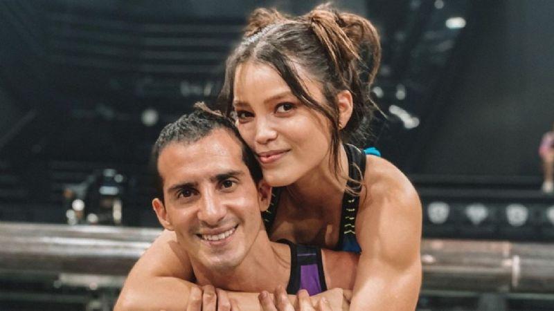 Sin invitados pero con mucho amor: Rommel Pacheco se casa con la influencer Lylo Fa
