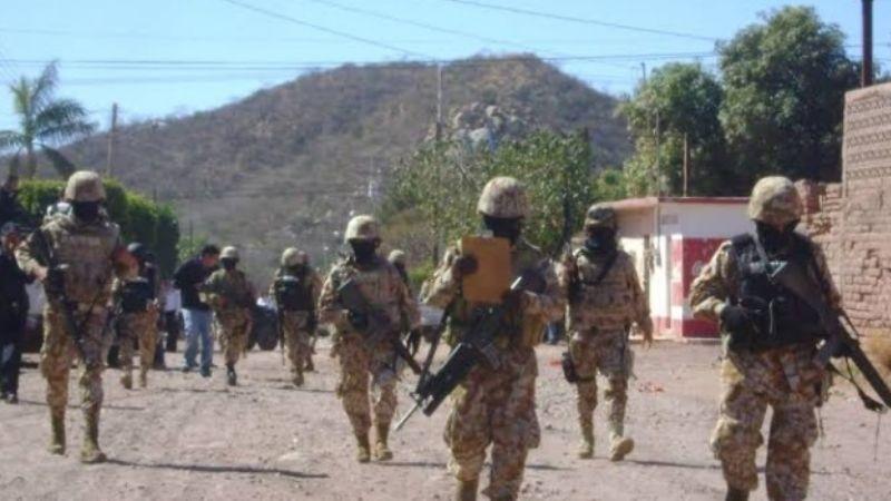 'Levantan' a sexagenario en Empalme; Guardia Nacional lo libera de sus captores