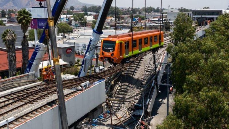 Identifican a 10 personas fallecidas tras colapso de la Línea 12; esta es la lista
