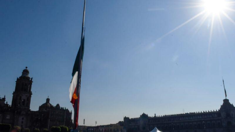 Decretan 3 días de luto nacional tras la tragedia de la Línea 12 del Metro de la CDMX
