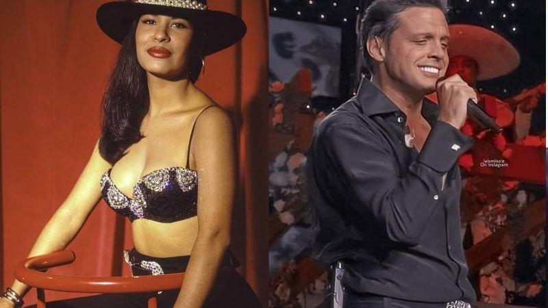 ¿Hubo fuego? FOTO entre Selena y Luis Miguel destapa rumores de romance