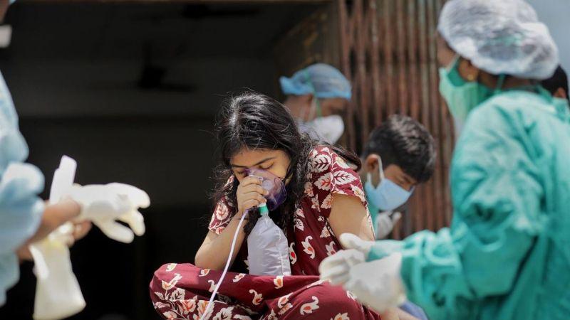 La OMS advierte que el descontrol de contagios en India y Brasil pasaría en otros lugares