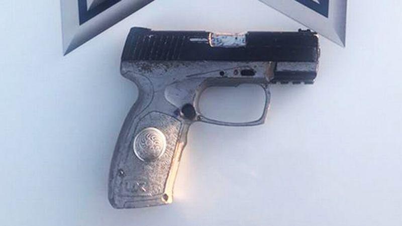Capturan a sujeto armado con pistola falsa en Sonora; aseguró que era para defenderse