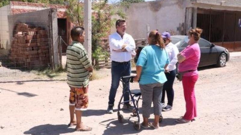 """Ciudad Obregón: Rodrigo Bours responde a """"maniqueísmo político"""""""