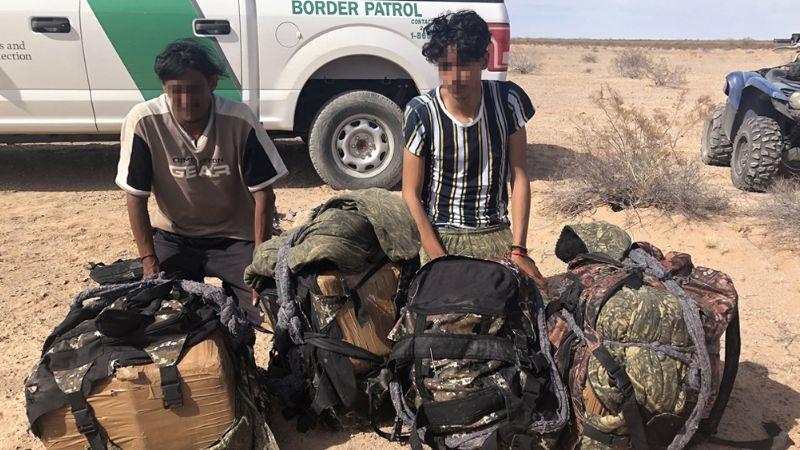 Realizan decomiso millonario en frontera entre Sonora y Arizona; está evaluado en 221mdp
