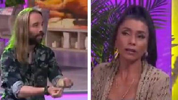TV Azteca: Bella de la Vega encara a exparticipante de 'Survivor' por hablar a sus espaldas