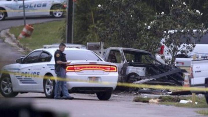 Tragedia en EU: Cuatro muertos tras estrellarse avioneta con una casa en Mississippi