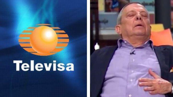 Tras 43 años en Televisa, actor de 'Vecinos' los cambia por 'Sale el Sol' y da inesperada noticia