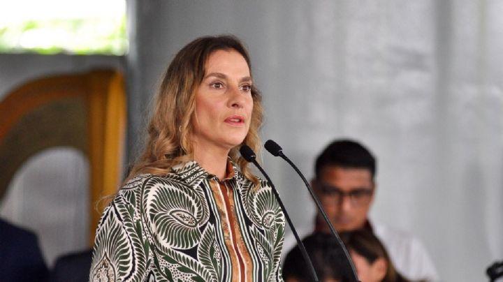 Redes revientan a Beatriz Gutiérrez Muller por dar pésame a los fallecidos en el Metro