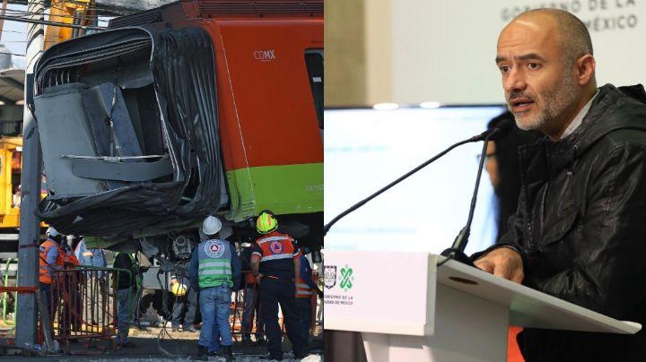 ¿Cuál fue la causa de la caída de la L12? El secretario de Obras y Servicios explica la falla