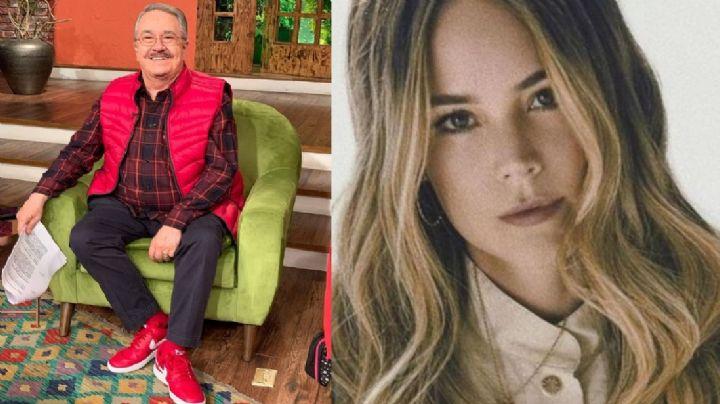 """""""Es una imbécil"""": Pedro Sola 'explota' contra Camila Sodi desde el foro de TV Azteca por esta razón"""