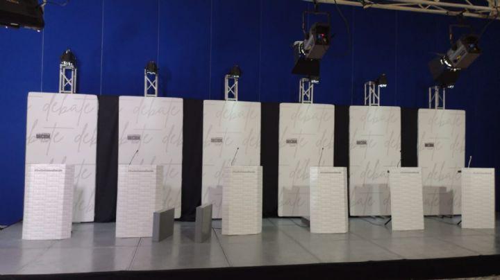 Todo listo para el debate 'El Sur de Sonora Decide'; conoce las propuestas de los candidatos
