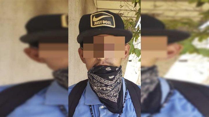 Hermosillo: Agarran a sospechoso joven con 'cebollero' en la colonia San Benito