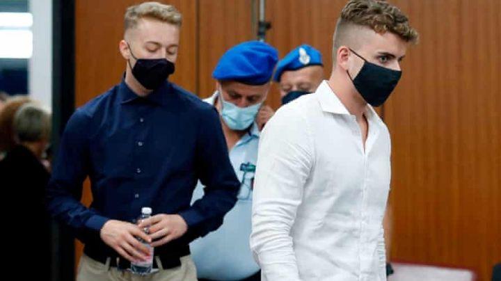 Dan cadena perpetua a dos estadounidenses que asesinaron a un policía italiano en Roma