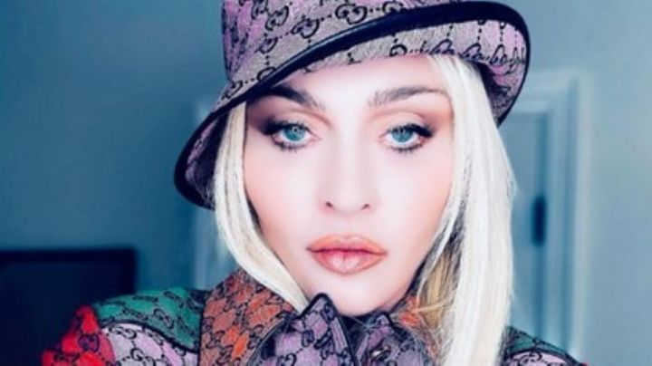(FOTOS) ¡Cuánto amor! Madonna y su novio de 26 años derraman miel en redes sociales