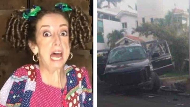 Tras unirse a TV Azteca, 'La Güereja' vuelve a Televisa y revela si su hijo es culpable de choque