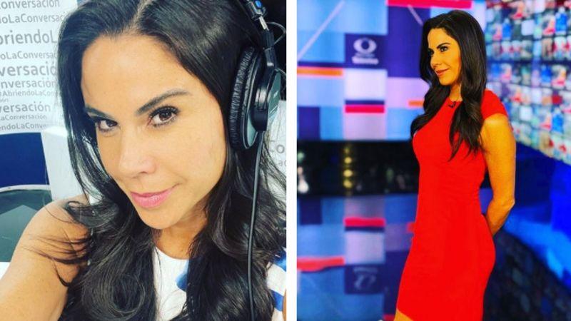 """Paola Rojas se luce en Televisa con 'outfit' primaveral y pone de cabeza a Instagram: """"Eres única"""""""