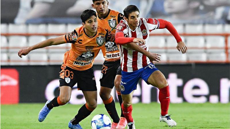 ¿Mal augurio? Las Chivas del Guadalajara no pueden ganar ante los Tuzos del Pachuca