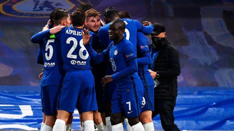 El Chelsea elimina al Madrid de Champions y jugará una final inglesa ante el City