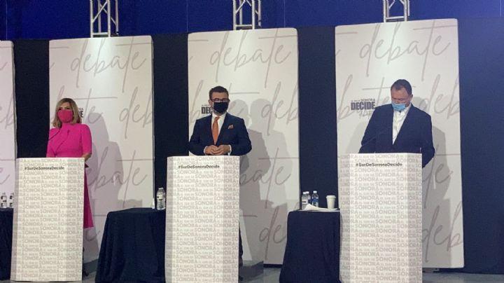 Ciudadanos sonorenses, los ganadores de 'El Sur de Sonora Decide', el debate en Ciudad Obregón