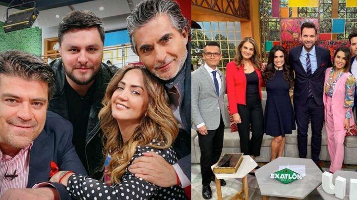"""¿Romance en Televisa? Conductora de 'VLA' aclara si tiene relación con Raúl Araiza: """"Lo adoro"""""""