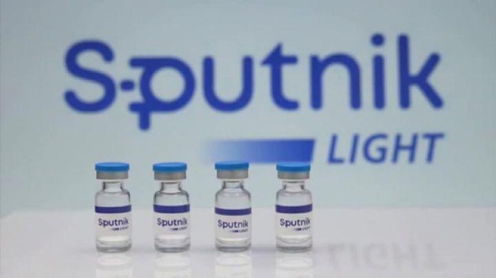 Rusia revela la eficacia de la vacuna Sputnik Light Covid-19; sería eficaz con todas las variantes