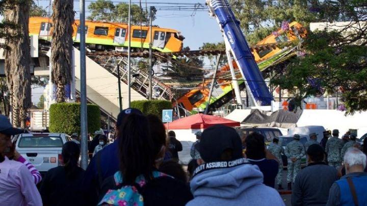 Senadora de Morena sugiere que la tragedia del Metro de la CDMX fue provocada