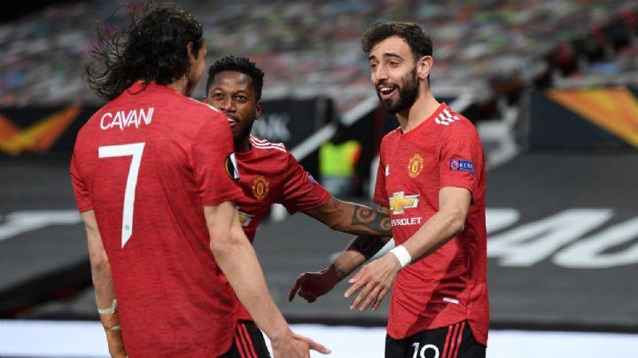 Habemus final; Manchester United y Villarreal chocarán por el título de la Europa League