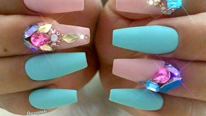 Moda 2021: Las uñas postizas en tono pastel se convertirán en tendencia el resto del año