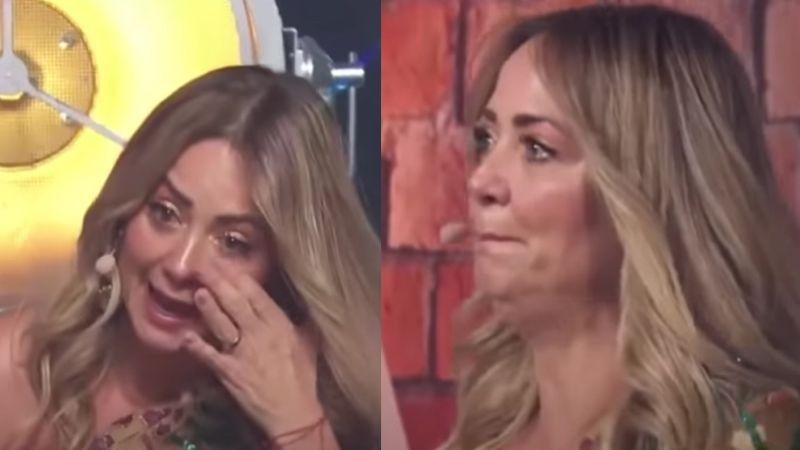 ¿Adiós Televisa? Andrea Legarreta rompe en llanto en 'Hoy' y da emotivo mensaje