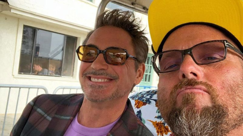¡Tragedia en Hollywood! Robert Downey Jr. está de luto: Fallece su mejor amigo, Jimmy Rich