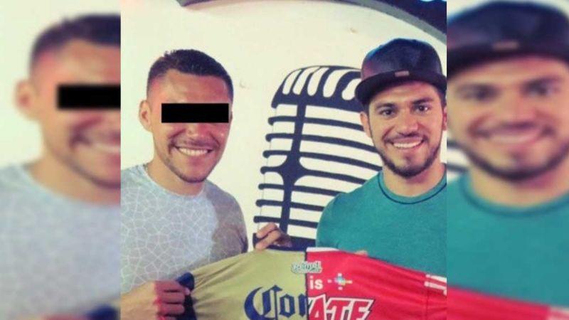 Freddy Martin, hermano de futbolista del Club América, vinculado a proceso