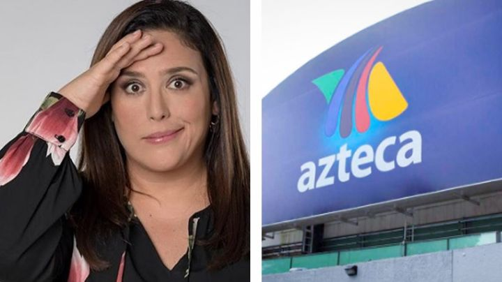 """A volar Televisa: Tras años vetada de San Ángel, Angélica Vale llegaría a TV Azteca como """"consentida"""""""