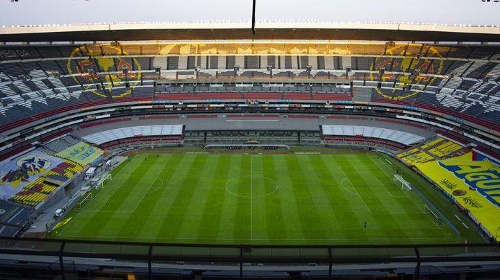 Dan 'luz verde': estadios de CDMX reciben autorización para su reapertura