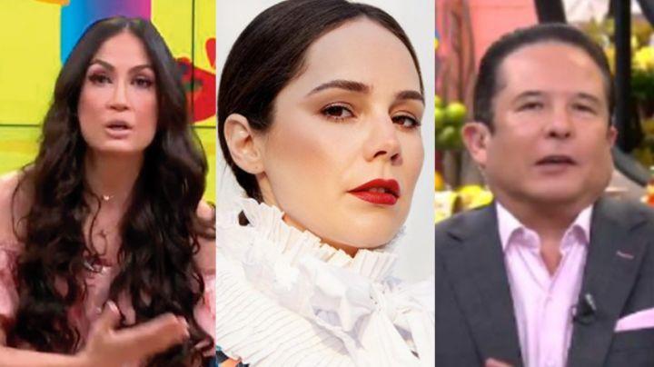Tras insulto de Pedrito Sola, elenco de 'Sale el Sol' también tunde a Camila Sodi, actriz de Televisa