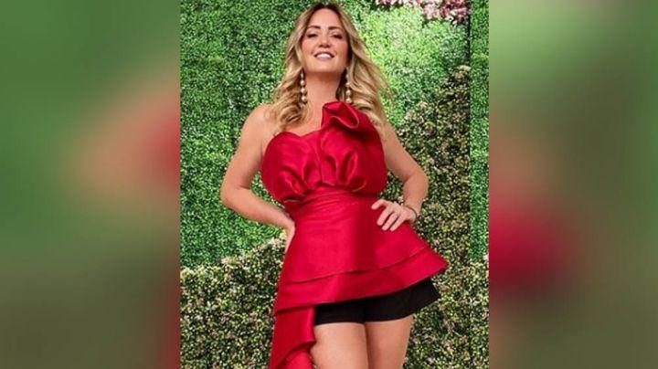 "Desde Instagram, Andrea Legarreta cautiva Televisa por lucir este 'trajecito': ""Tus piernas"""