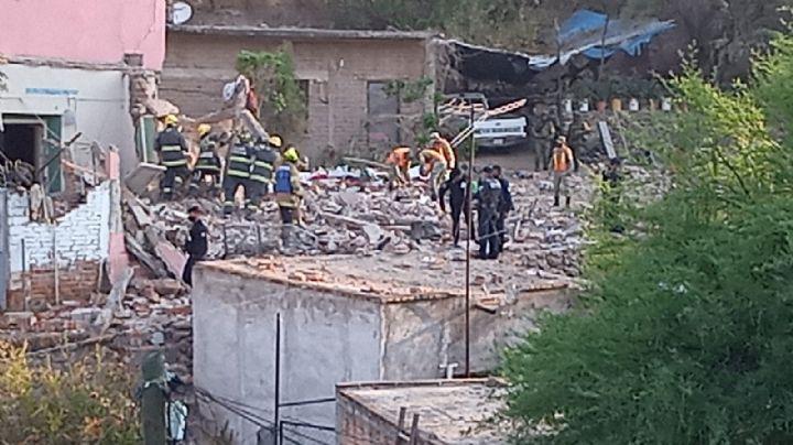 Aguascalientes: Previo a fiesta patronal, explota templo de San Isidro; 2 religiosas mueren