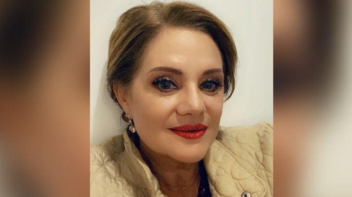 Érika Buenfil impresiona a Instagram al posar en coqueto vestido desde Televisa