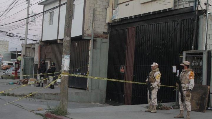 De terror: Hallan 'narcotúnel' frente a cuartel de la Guardia Nacional; llega hasta EU