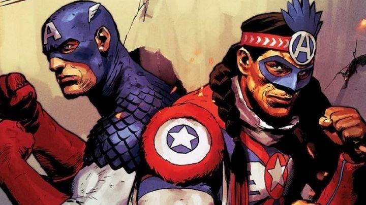 ¡Asombroso! Marvel le da la bienvenida al primer 'Capitán América' indígena