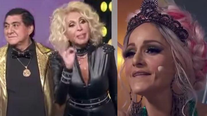 """""""Per..., vete a la chin..."""": En 'Hoy', Laura Bozzo se le va a la yugular a Lola Cortés"""