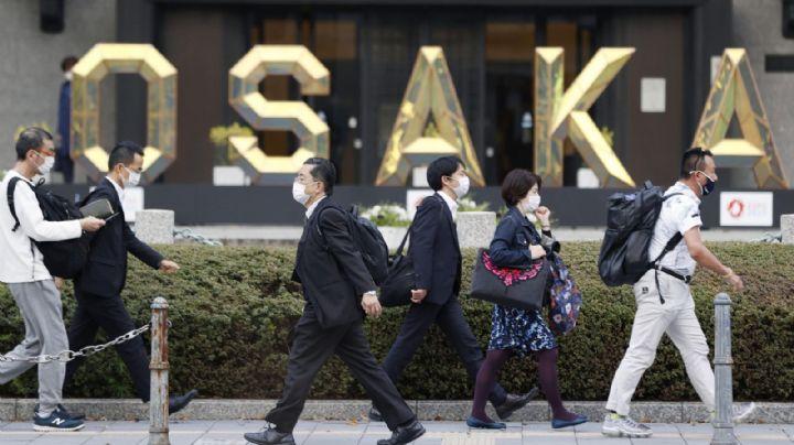 Terror en Japón: El 40% de las personas en Osaka se contagiaron de una variante de Covid-19