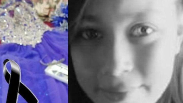 Tragedia truncó sus sueños: Muere la estudiante Nataly Cruz a un día de su fiesta de XV años