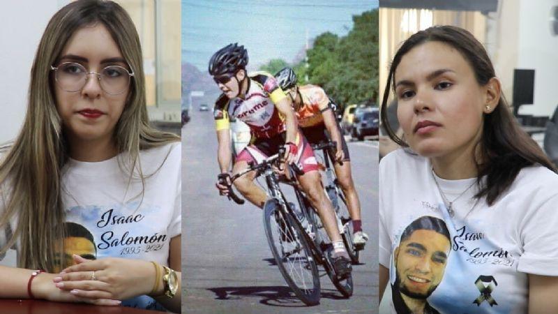 Entrevista: Hermana y novia de Isaac Salomón, hablan del asesinato del joven ciclista víctima colateral de la violencia en Ciudad Obregón